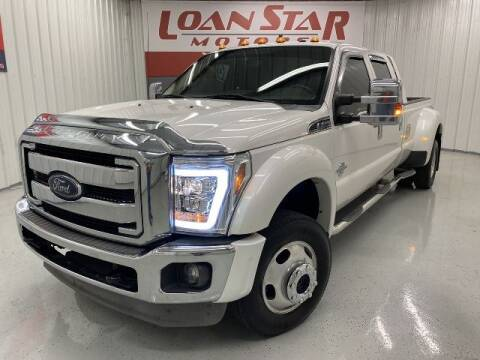 2014 Ford F-450 Super Duty for sale at Loan Star Motors in Humble TX