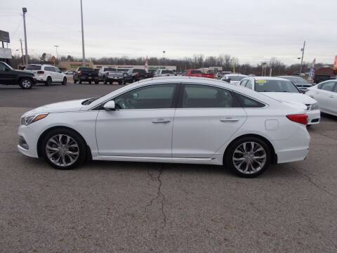 2017 Hyundai Sonata for sale at West TN Automotive in Dresden TN