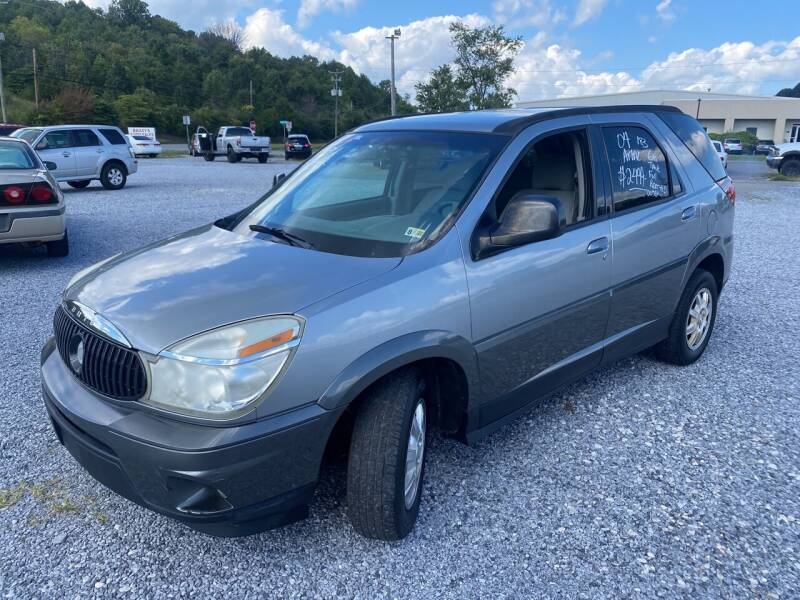 2004 Buick Rendezvous for sale at Bailey's Auto Sales in Cloverdale VA