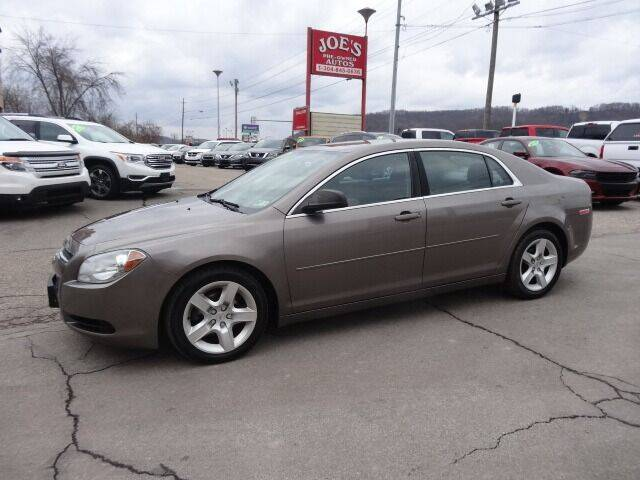 2011 Chevrolet Malibu for sale at Joe's Preowned Autos in Moundsville WV