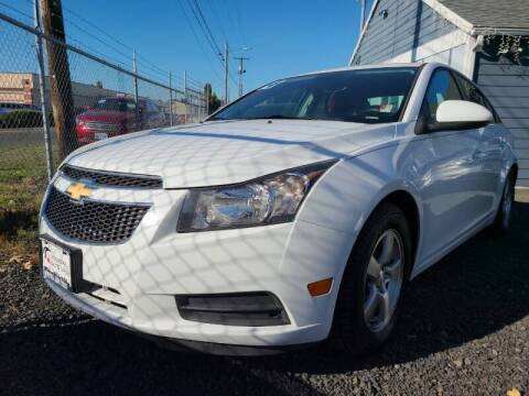 2014 Chevrolet Cruze for sale at Universal Auto INC in Salem OR