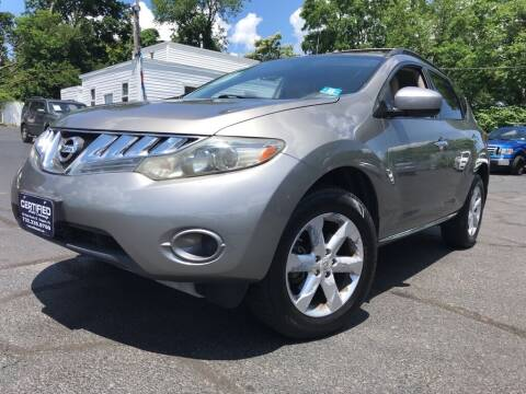 2009 Nissan Murano for sale at Certified Auto Exchange in Keyport NJ