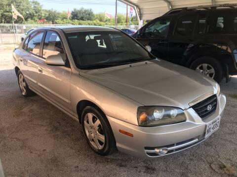 2005 Hyundai Elantra for sale at Quality Auto Group in San Antonio TX