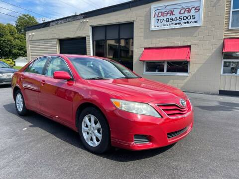 2010 Toyota Camry for sale at I-Deal Cars LLC in York PA