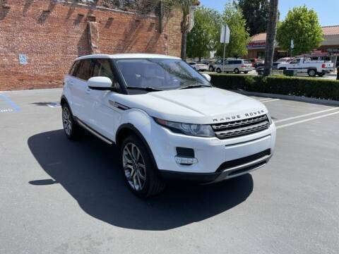 2012 Land Rover Range Rover Evoque for sale at Prime Sales in Huntington Beach CA