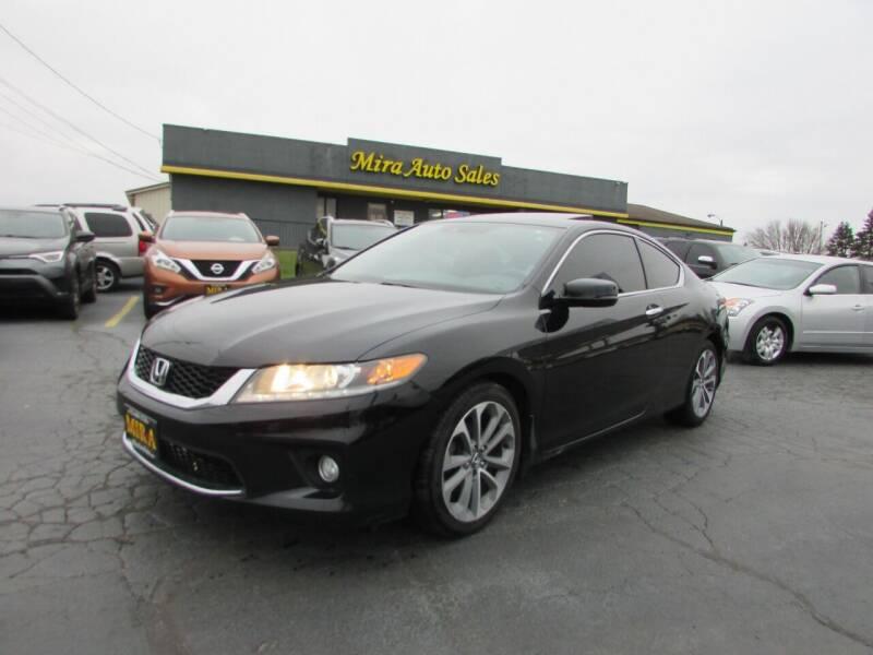 2014 Honda Accord for sale at MIRA AUTO SALES in Cincinnati OH