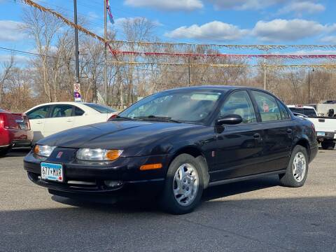 2000 Saturn S-Series for sale at Tonka Auto & Truck in Mound MN