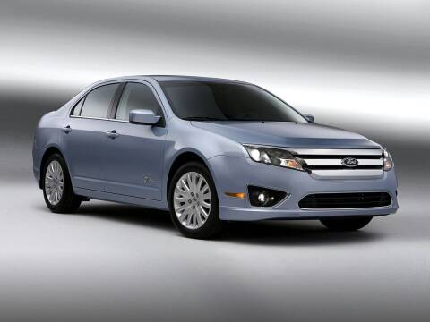 2010 Ford Fusion Hybrid for sale at Hi-Lo Auto Sales in Frederick MD