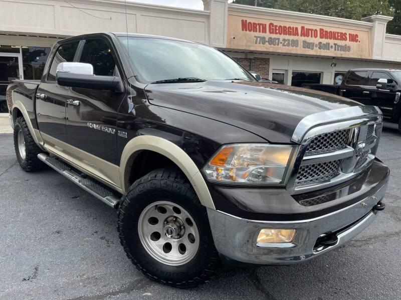2011 RAM Ram Pickup 1500 for sale in Snellville, GA