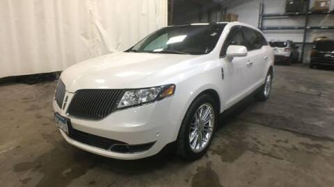 2014 Lincoln MKT for sale at Waconia Auto Detail in Waconia MN