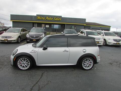 2014 MINI Clubman for sale at MIRA AUTO SALES in Cincinnati OH
