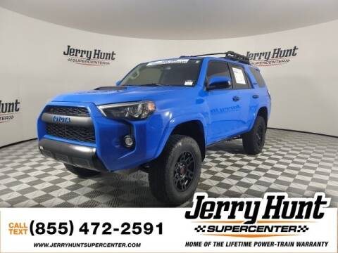 2019 Toyota 4Runner for sale at Jerry Hunt Supercenter in Lexington NC