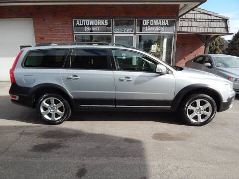 2009 Volvo XC70 for sale at AUTOWORKS OF OMAHA INC in Omaha NE