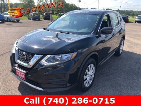 2018 Nissan Rogue for sale at Carmans Used Cars & Trucks in Jackson OH
