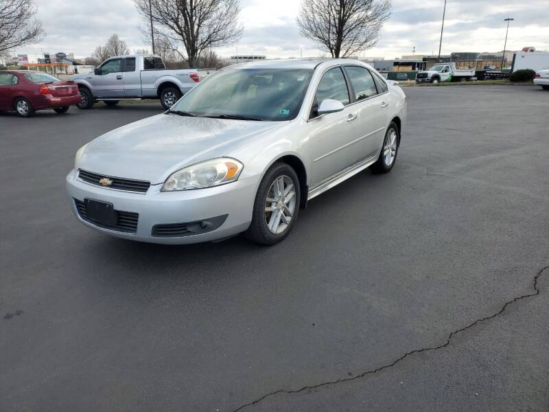 2011 Chevrolet Impala for sale at Boardman Auto Exchange in Youngstown OH