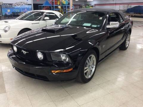 2005 Ford Mustang for sale at SPEEDWAY AUTO MALL INC in Machesney Park IL