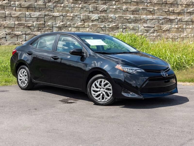2019 Toyota Corolla for sale at Car Hunters LLC in Mount Juliet TN