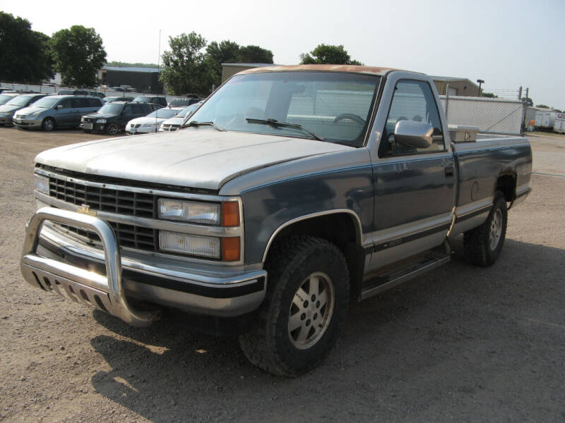 1991 Chevrolet C/K 1500 Series K1500