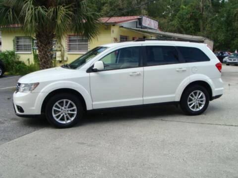 2015 Dodge Journey for sale at VANS CARS AND TRUCKS in Brooksville FL