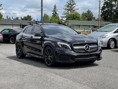2015 Mercedes-Benz GLA for sale at LKL Motors in Puyallup WA