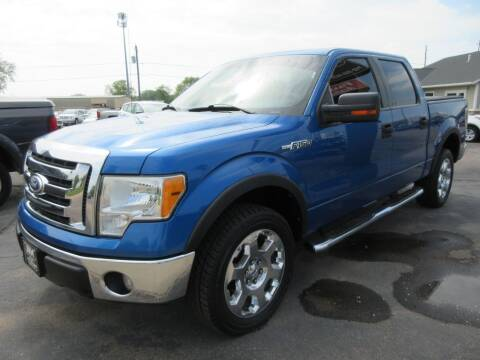 2010 Ford F-150 for sale at Dam Auto Sales in Sioux City IA