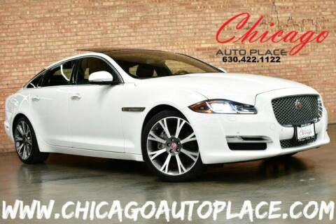 2016 Jaguar XJL for sale at Chicago Auto Place in Bensenville IL