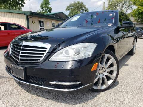 2011 Mercedes-Benz S-Class for sale at BBC Motors INC in Fenton MO