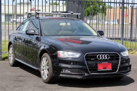 2015 Audi A4 for sale at Avanesyan Motors in Orem UT