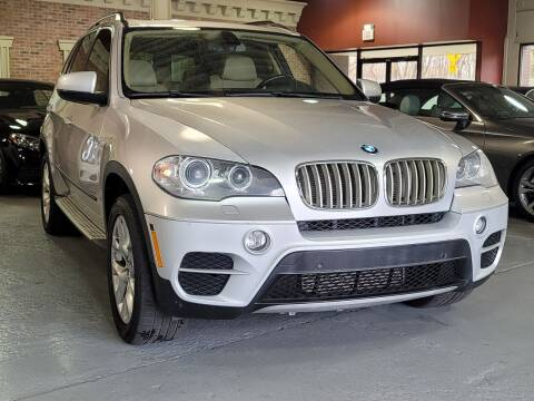 2013 BMW X5 for sale at AW Auto & Truck Wholesalers  Inc. in Hasbrouck Heights NJ