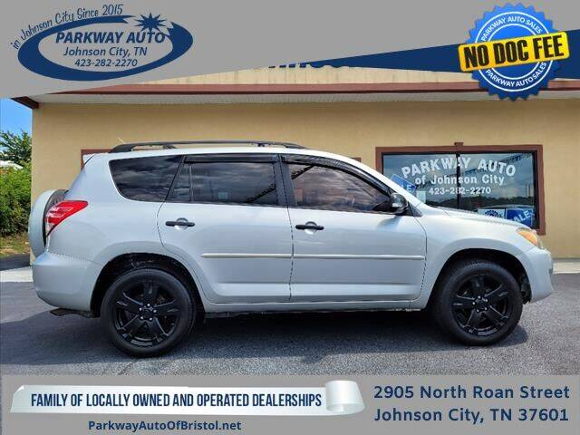 2011 Toyota RAV4 for sale at PARKWAY AUTO SALES OF BRISTOL - PARKWAY AUTO JOHNSON CITY in Johnson City TN
