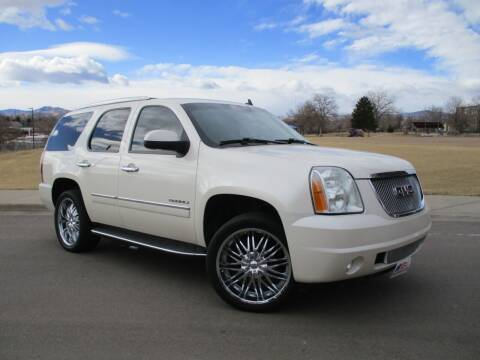 2013 GMC Yukon for sale at Nations Auto in Lakewood CO