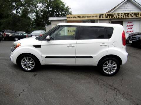 2013 Kia Soul for sale at American Auto Group Now in Maple Shade NJ