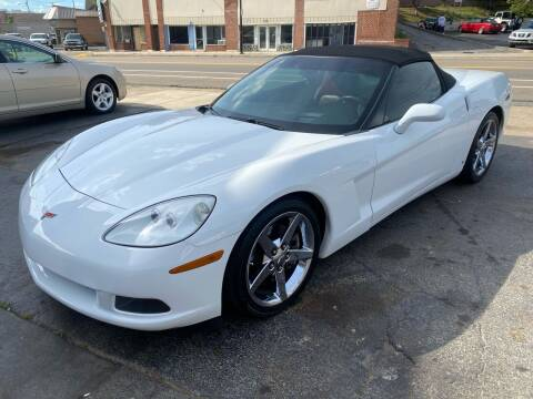 2006 Chevrolet Corvette for sale at All American Autos in Kingsport TN