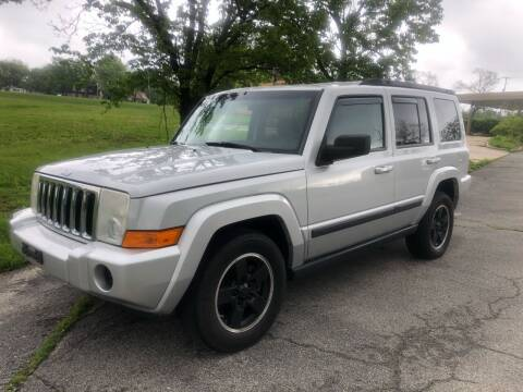 2007 Jeep Commander for sale at Xtreme Auto Mart LLC in Kansas City MO