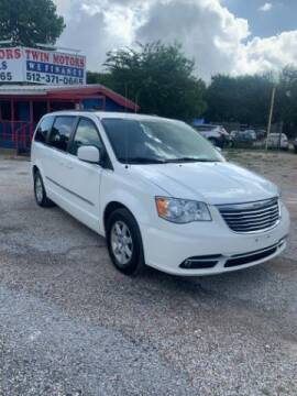 2013 Chrysler Town and Country for sale at Twin Motors in Austin TX