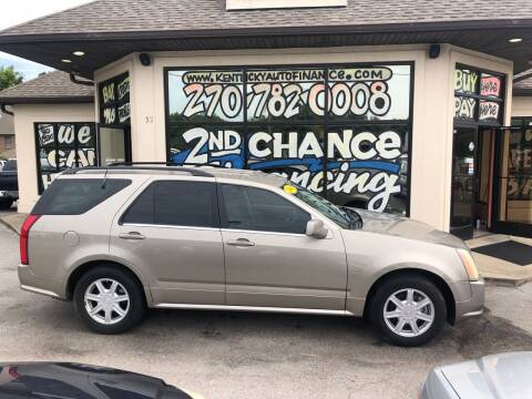 2004 Cadillac SRX for sale at Kentucky Auto Sales & Finance in Bowling Green KY