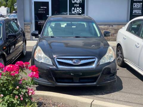 2011 Subaru Legacy for sale at QUALITY AUTO SALES OF NEW YORK in Medford NY