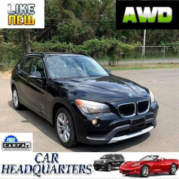 2013 BMW X1 for sale at CAR  HEADQUARTERS in New Windsor NY