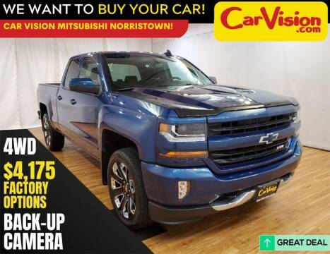 2016 Chevrolet Silverado 1500 for sale at Car Vision Mitsubishi Norristown in Trooper PA