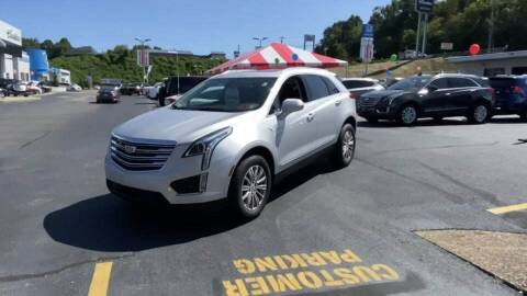 2019 Cadillac XT5 for sale at Cj king of car loans/JJ's Best Auto Sales in Troy MI