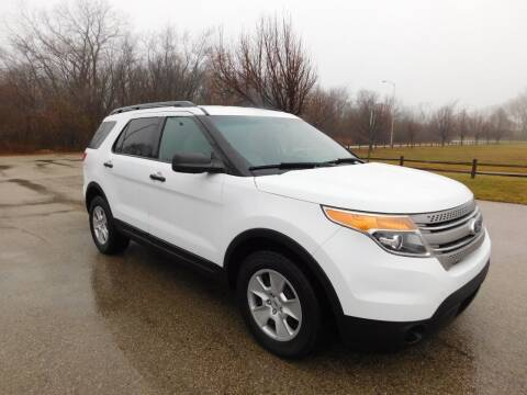 2013 Ford Explorer for sale at Lot 31 Auto Sales in Kenosha WI