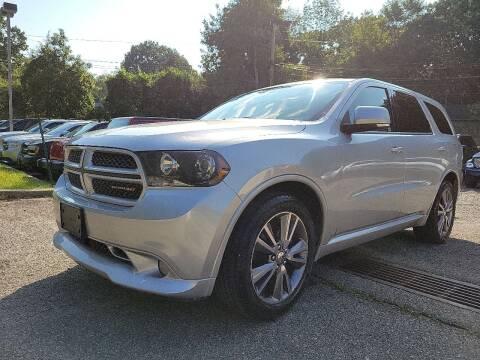 2013 Dodge Durango for sale at AMA Auto Sales LLC in Ringwood NJ