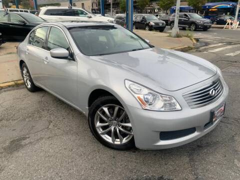 2009 Infiniti G37 Sedan for sale at Excellence Auto Trade 1 Corp in Brooklyn NY