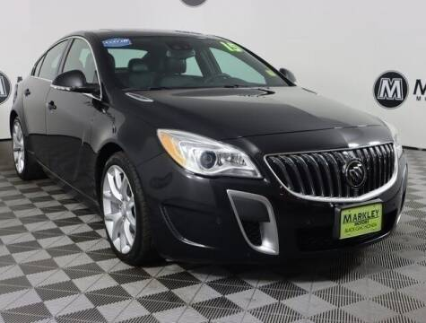 2015 Buick Regal for sale at Markley Motors in Fort Collins CO