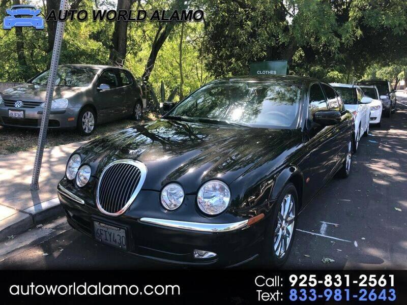 2000 Jaguar S-Type for sale in Alamo, CA