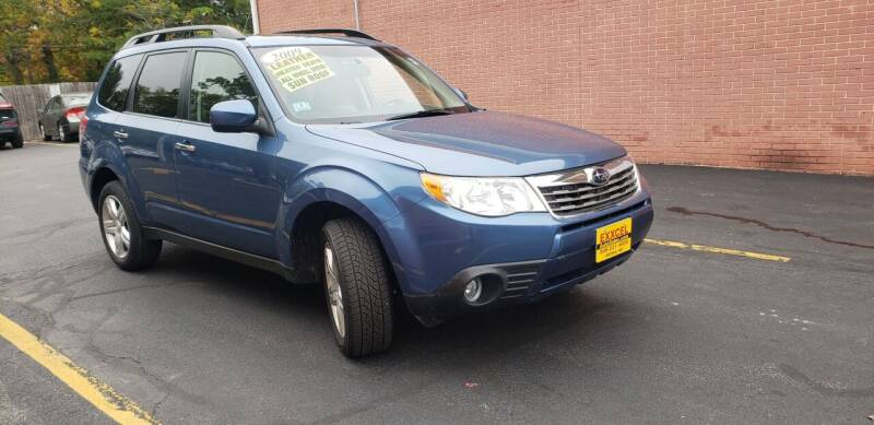 2009 Subaru Forester for sale at Exxcel Auto Sales in Ashland MA