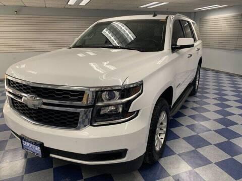 2015 Chevrolet Tahoe for sale at Mirak Hyundai in Arlington MA