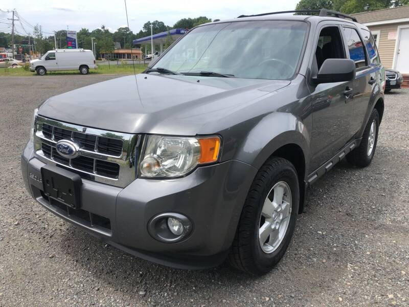 2012 Ford Escape for sale at AUTO OUTLET in Taunton MA