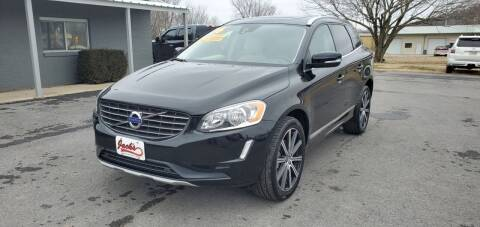 2016 Volvo XC60 for sale at Jacks Auto Sales in Mountain Home AR