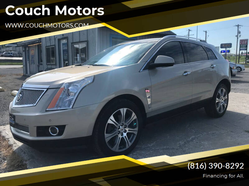 2012 Cadillac SRX for sale at Couch Motors in Saint Joseph MO